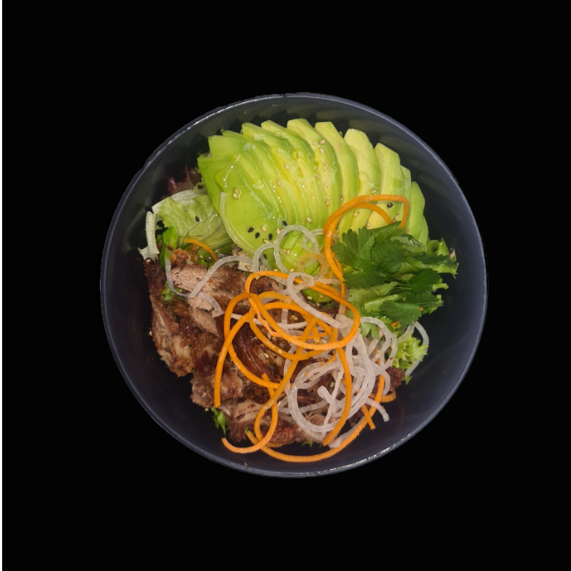 AROMATIC DUCK SALAD